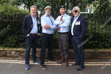 Editorial picture of 'Renegades' Filming Islington, London, UK - 10 Jul 2021