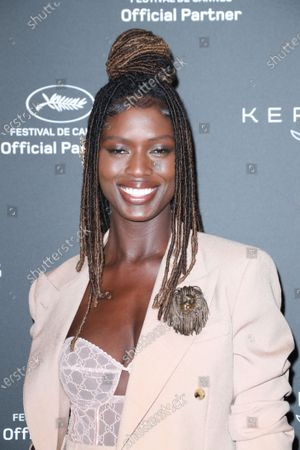 Editorial photo of Kering Women in Motion Talk with Jodie Turner-Smith, 74th Cannes Film Festival, France - 11 Jul 2021