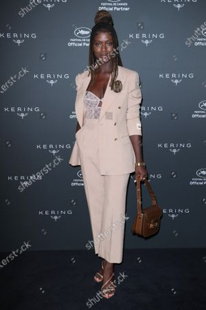 Editorial picture of Kering Women in Motion Talk with Jodie Turner-Smith, 74th Cannes Film Festival, France - 11 Jul 2021