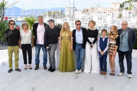 Editorial image of 'Flag Day' photocall, 74th Cannes Film Festival, France - 11 Jul 2021