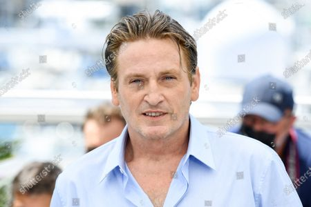 Stock Picture of Benoit Magimel