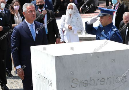 Editorial picture of 26th anniversary of the Srebrenica genocide, Bosnia And Herzegovina - 11 Jul 2021