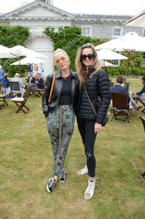 Stock Image of Pom Klementieff and Guest
