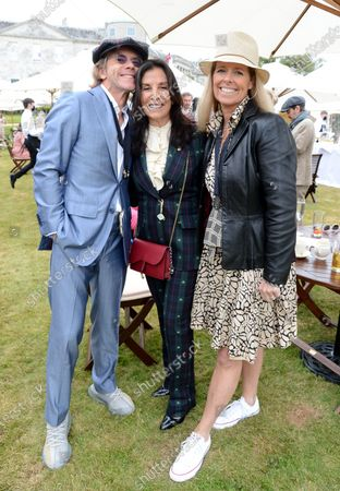 Editorial image of Cartier 'Style et Luxe' at Goodwood, UK - 11 Jul 2021