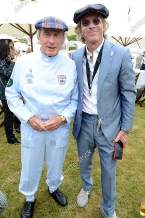 Editorial picture of Cartier 'Style et Luxe' at Goodwood, UK - 11 Jul 2021