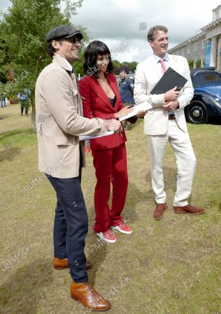Editorial photo of Cartier 'Style et Luxe' at Goodwood, UK - 11 Jul 2021