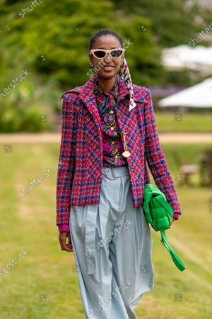 Stock Picture of Julia Sarr-Jamois