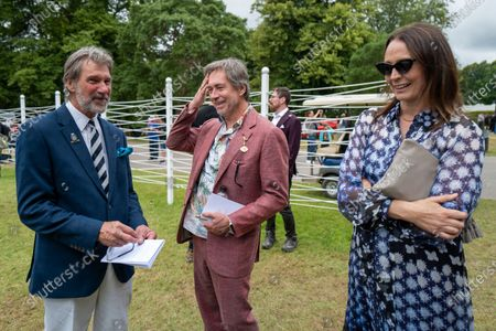 Stock Photo of Guest, Marc Newson and Caroline Rush