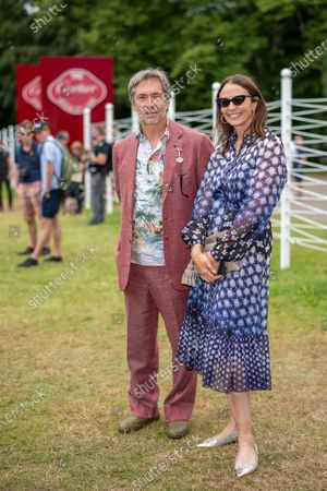Editorial photo of Cartier 'Style et Luxe' at Goodwood, West Sussex, UK - 11 Jul 2021