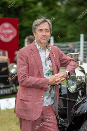 Editorial picture of Cartier 'Style et Luxe' at Goodwood, West Sussex, UK - 11 Jul 2021