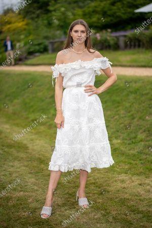 Stock Photo of Sabrina Percy