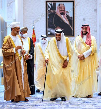 Editorial photo of Oman, Neom, Saudi Arabia - 11 Jul 2021