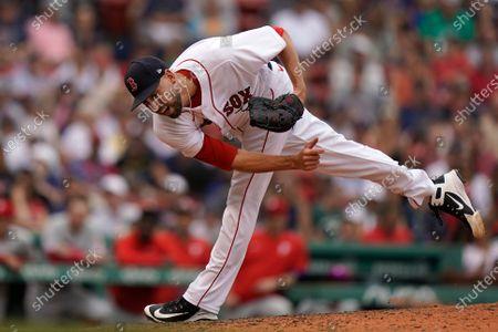 Editorial photo of Phillies Red Sox Baseball, Boston, United States - 11 Jul 2021