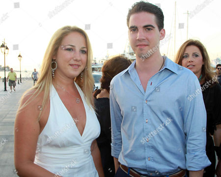 Princess Theodora and Prince Philippos of Greece