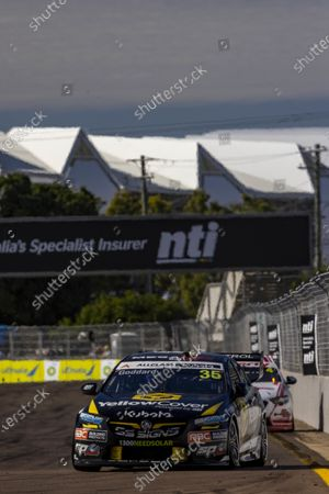 TOWNSVILLE, AUSTRALIA - JULY 12: Zane Goddard, Matt Stone Racing, Holden Commodore ZB at Townsville on Monday July 12, 2021 in Townsville, Australia. (Photo by LAT Images)