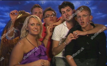 Editorial picture of 'Big Brother 11' Final TV programme, Day 76, Elstree, Britain - 24 Aug 2010