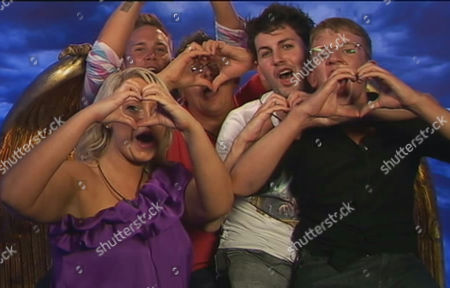 Editorial photo of 'Big Brother 11' Final TV programme, Day 76, Elstree, Britain - 24 Aug 2010