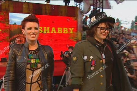 Caoimhe Guilfoyle and Shabby Katchadourian