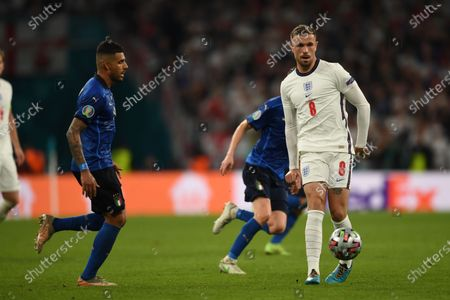 Editorial picture of Soccer: UEFA European Championship 2020: Italy 4-3 (d.c.r) England, London, England - 11 Jul 2021