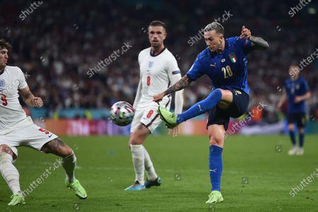 Editorial image of Soccer: UEFA European Championship 2020: Italy 4-3 (d.c.r) England, London, England - 11 Jul 2021