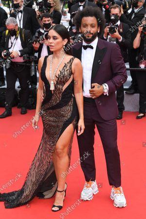 Clarisse Alves and Marcelo Vieira