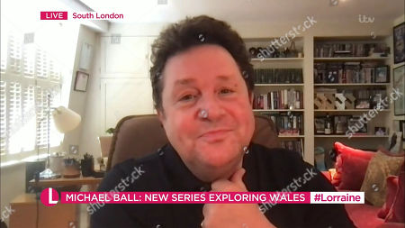 Editorial image of 'Lorraine' TV Show, London, UK - 12 Jul 2021