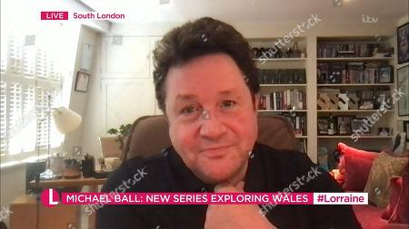 Stock Image of Michael Ball