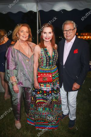 Editorial image of Samuel Waxman Cancer Research Foundation Celebrates 17th Annual The Hamptons Happening, New York, USA - 10 Jul 2021
