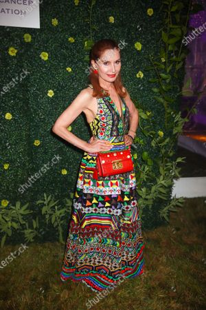 Jean Shafiroff is attending the Cancer Research Foundation Celebrates 17th Annual The Hamptons Happening