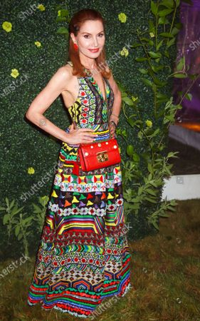 Stock Photo of Jean Shafiroff is attending the Cancer Research Foundation Celebrates 17th Annual The Hamptons Happening