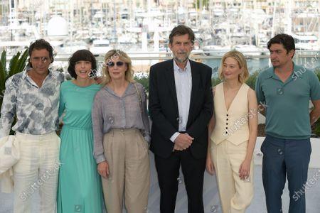 Riccardo Scamarcio, Adriano Giannini, Margherita Buy, Alba Rohrwacher, Elena Lietti