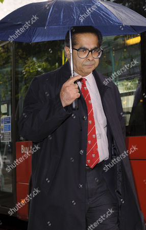 Stock Picture of Dr Freddy Patel