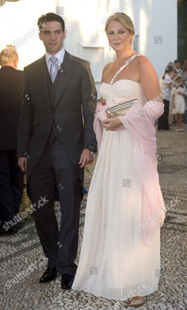 Prince Philippos and Princess Theodora
