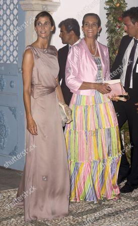 Princess Rosario and Princess Elena