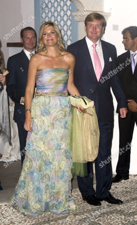 Crown Princess Maxima and Crown Prince Willem-Alexander