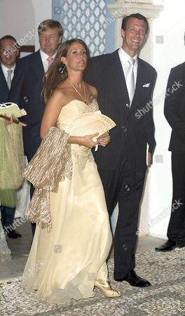Princess Marie and Prince Joachim