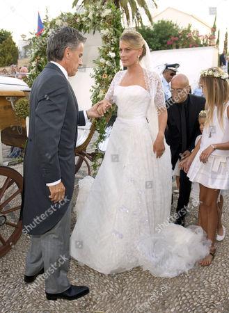 Attilio Brillembourg and Tatiana Blatnik