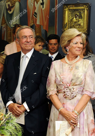 King Constantine and Queen Anne-Marie