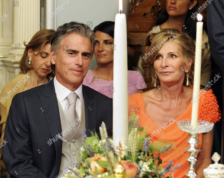 Attilio Brillembourg and Marie-Blanche Brillembourg