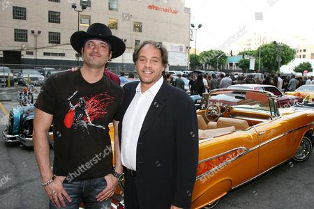 Editorial picture of 'Machete' film premiere, Los Angeles, America - 25 Aug 2010