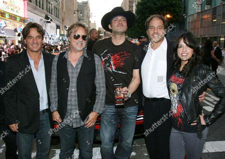Editorial image of 'Machete' film premiere, Los Angeles, America - 25 Aug 2010