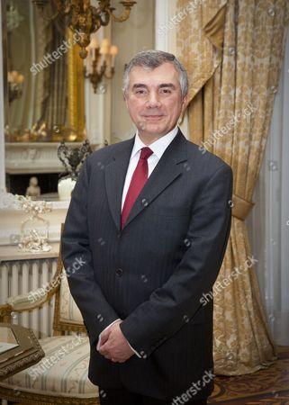 Editorial photo of Turkish Ambassador, Unal Cevikoz, London, Britain - 24 Aug 2010