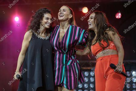 Camelia Jordana, Vitaa and Amel Bent