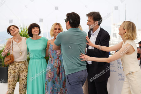 Cast - Elena Lietti, Denise Tantucci, Margherita Buy, Riccardo Scamarcio, Nanni Moretti, Alba Rohrwacher