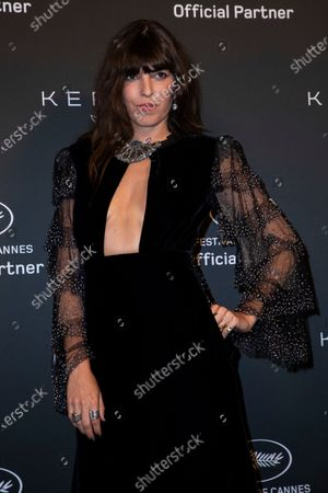 Editorial image of 2021 Kering Women In Motion Awards, Cannes, France - 11 Jul 2021
