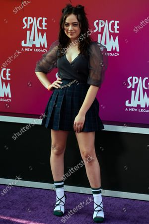 Stock Photo of Mary Mouser