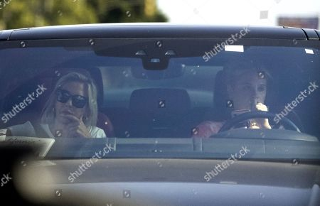 Editorial picture of Exclusive - Meredith Mickelson out and about, Los Angeles, USA - 11 Jul 2021