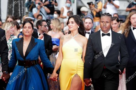 Editorial photo of 'The French Dispatch' premiere, 74th Cannes Film Festival, France - 12 Jul 2021