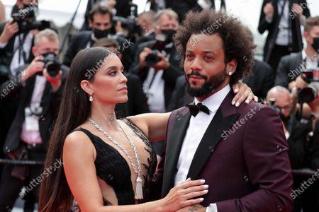 Marcelo Vieira and Clarisse Alves