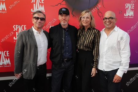 Editorial image of SPACE JAM: A NEW LEGACY WORLD PREMIERE at The Regal LA Live, Los Angeles, CA, USA - 12 Jul 2021